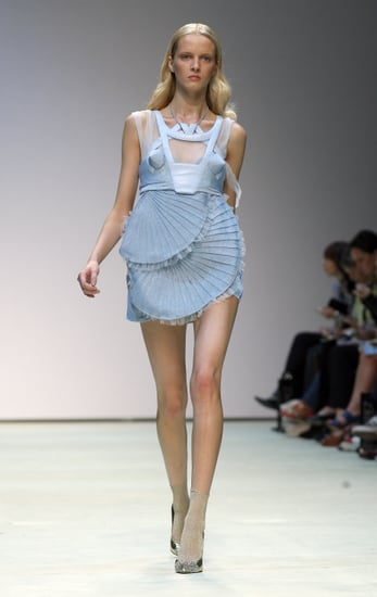 London Fashion Week: Louise Goldin Spring 2010