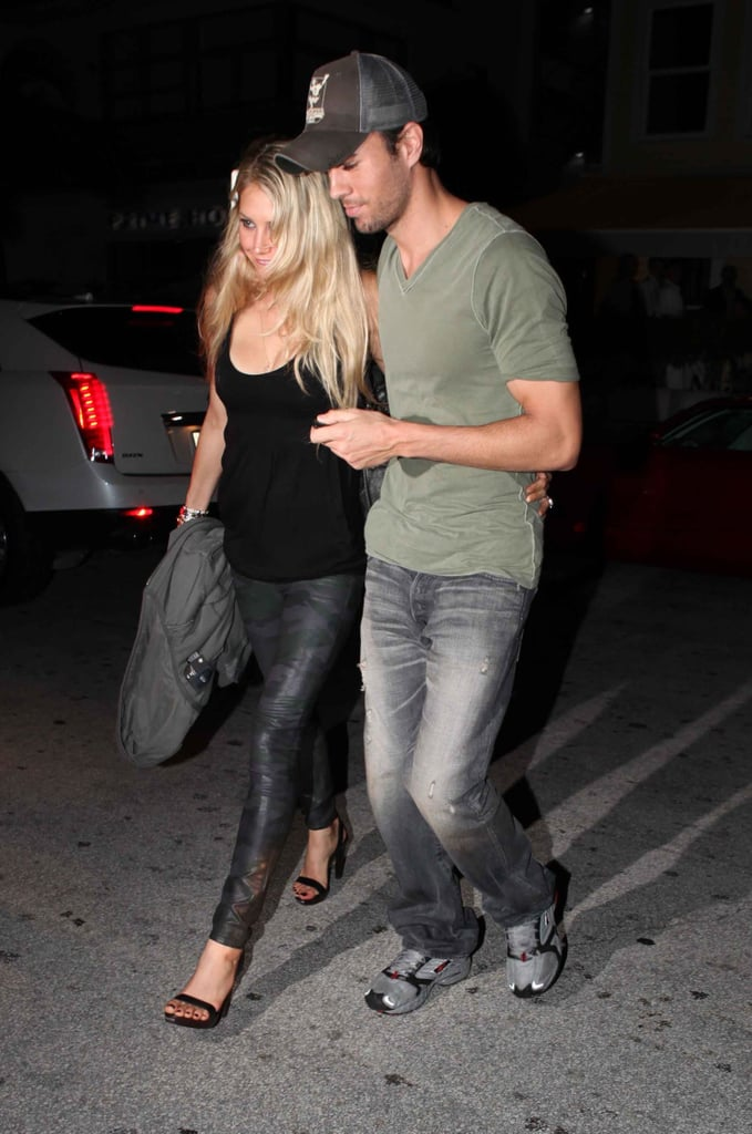is enrique iglesias still dating anna kournikova Enrique iglesias may not believe that marrying anna kournikova will make him any happier, but that doesn't mean he hasn't entirely ruled it out after the singer made headlines last week when he admitted in an interview with cbs sunday morning that he doesn't think tying the knot will bring the longtime couple any closer together—which.
