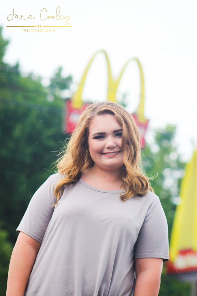 High School Senior Photos at McDonald's | POPSUGAR Food ...