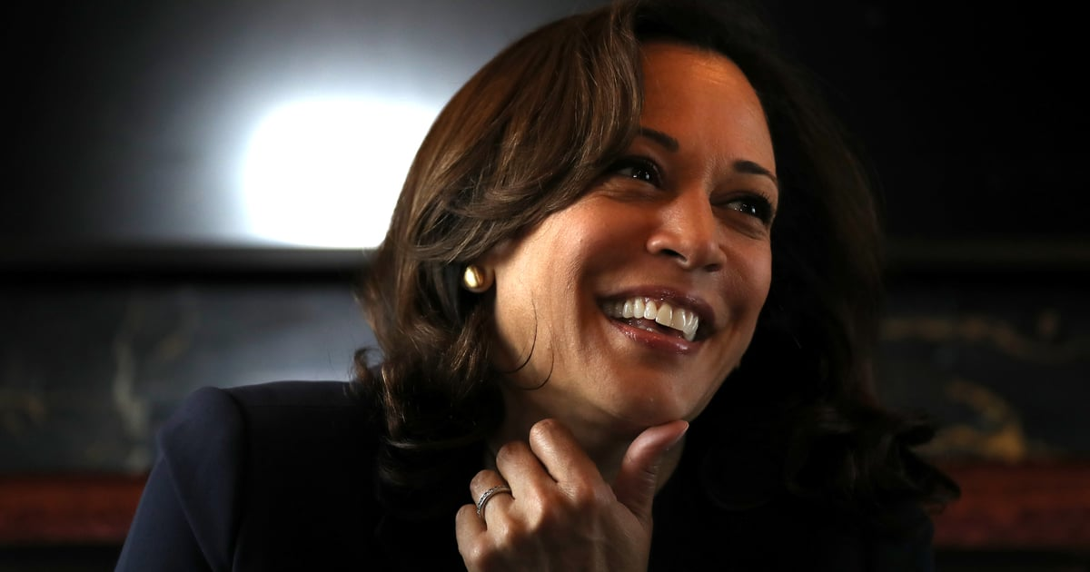 This Is Not the Inaugural Celebration Kamala Harris Deserved, but She's Still Making History