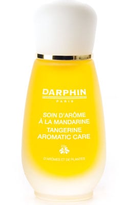 New Product Alert: Darphin Tangerine Aromatic Care