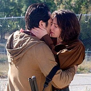 Maggie & Glenn, The Walking Dead