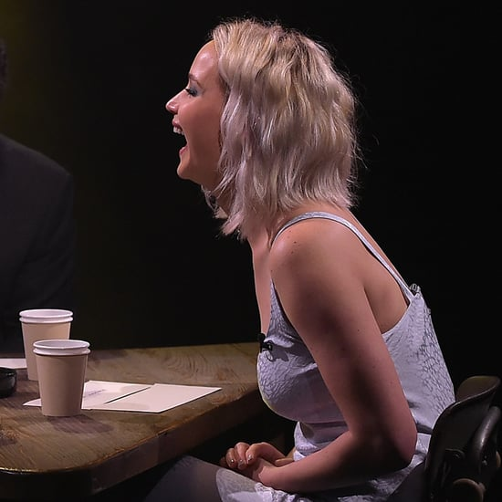 Jennifer Lawrence Plays True Confessions on The Tonight Show