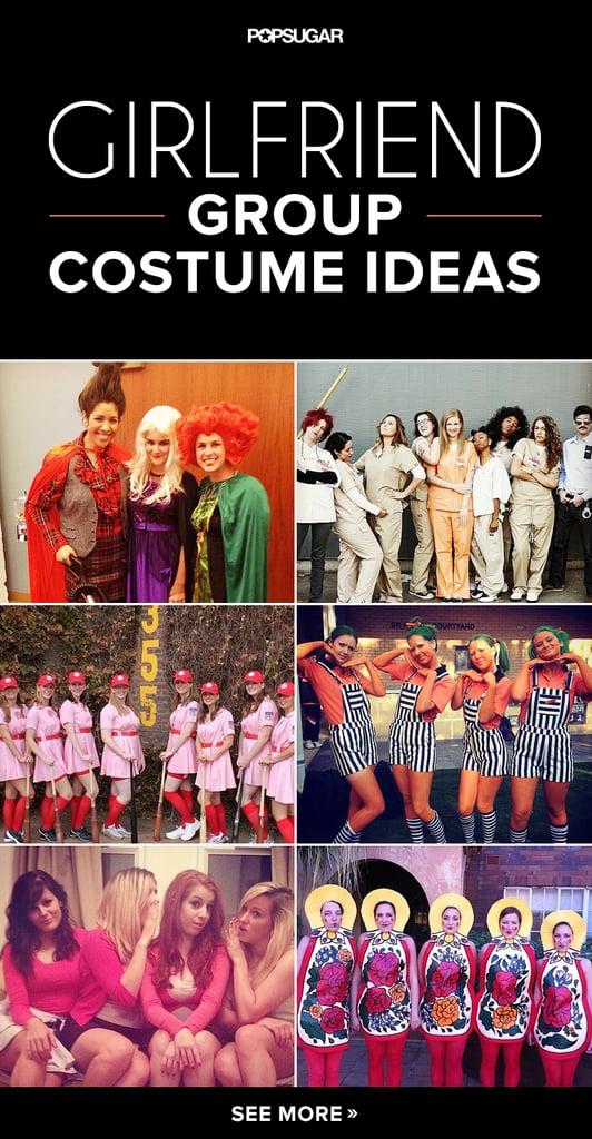 Girl Group Halloween Costumes  sc 1 st  PopSugar & Girl Group Halloween Costumes | POPSUGAR Love UK