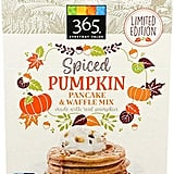 365 Everyday Value Spiced Pumpkin Pancake & Waffle Mix ($5)