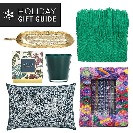 Without heading to a flea market or searching Etsy, POPSUGAR Home has earthy accents, whimsical prints, and patterned textures that are perfect gifts for your free-spirited friends.