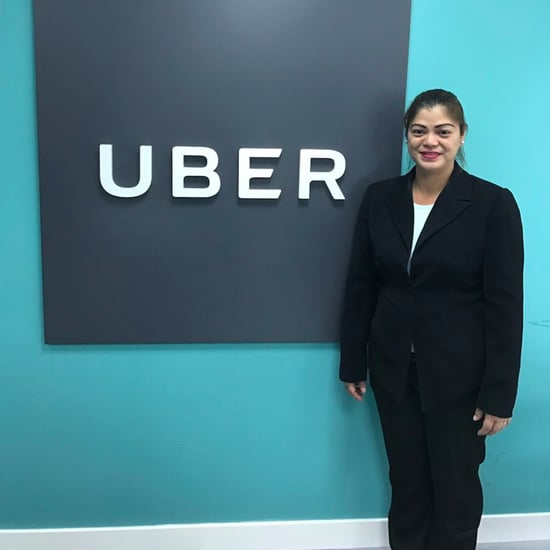 Dubai Gets First Female Uber Driver