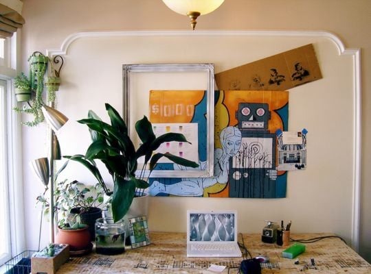 Casa Link: Decorating Harmony in an Old Home