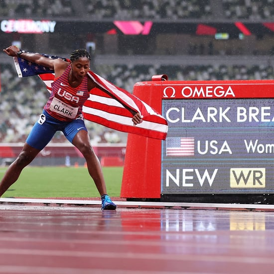 Breanna Clark Won Gold Medal in T20 400m at 2021 Paralympics
