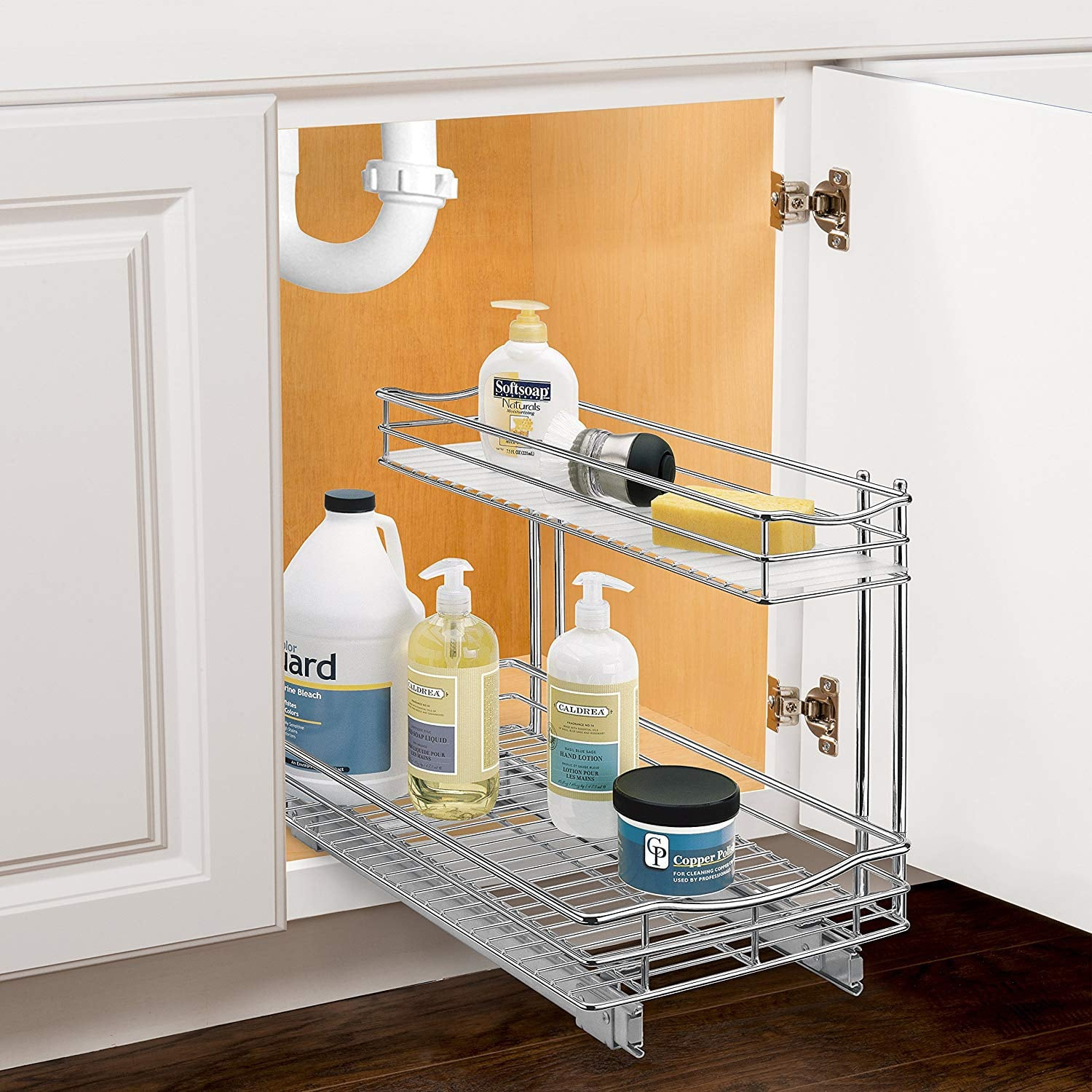 Best And Most Useful Under The Sink Organizers Popsugar Home