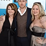 Ryan had two dates at the 2007 Film Independent Spirit Awards.