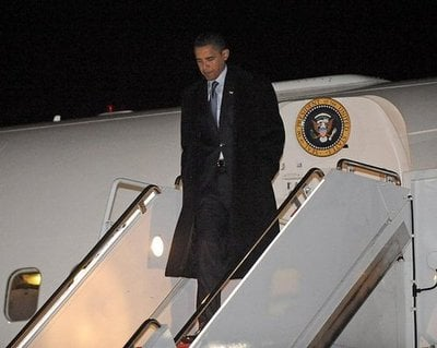 Sugar Shout Out: Obama Officially Moves to Washington!