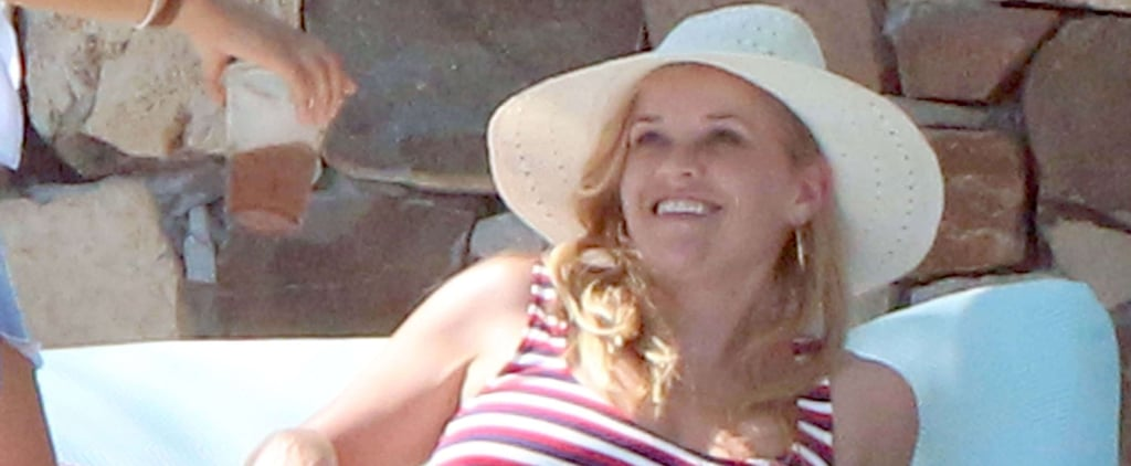 Reese Witherspoon in a Bikini in Mexico Pictures May 2018