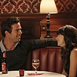 David Walton plays Sam, a new love interest for Jess, on New Girl.