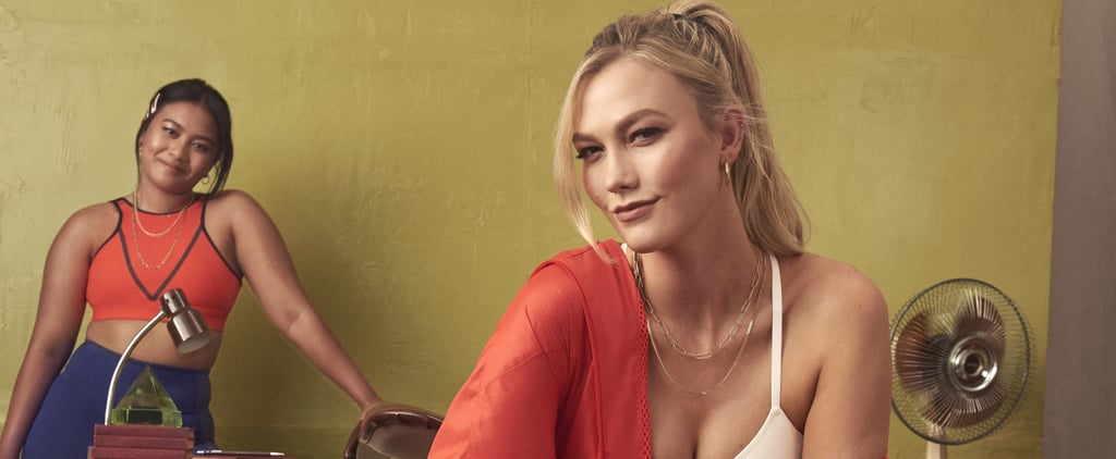 Karlie Kloss Teams Up With Adidas For Her First Collection