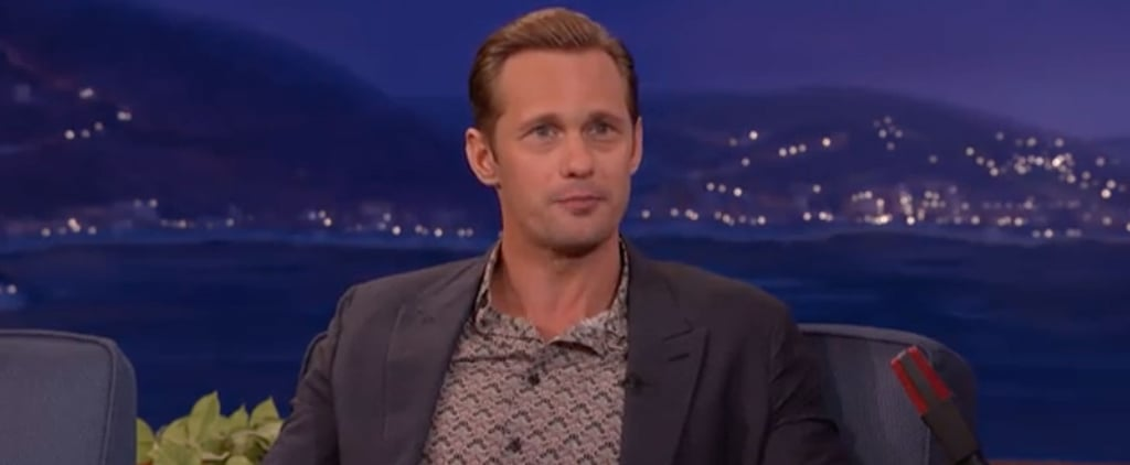 If Alexander Skarsgard Could Look Like Any Woman, This Is Who It Would Be