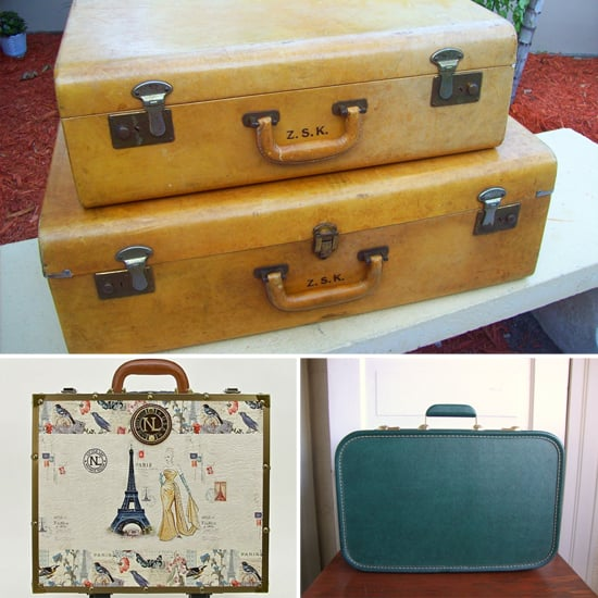 Double Duty: 9 Pieces of Luggage That Can Act as Decor