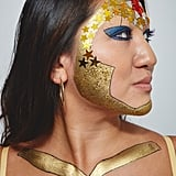 Look 3: Cyborg Wonder Woman
