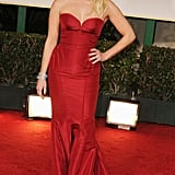 Reese Witherspoon at the Golden Globe Awards in LA.