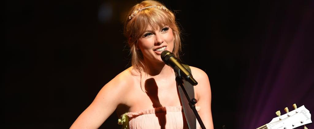 Taylor Swift's Seventh Album Details