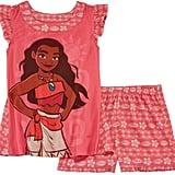 Disney Moana Kids Pajama Set
