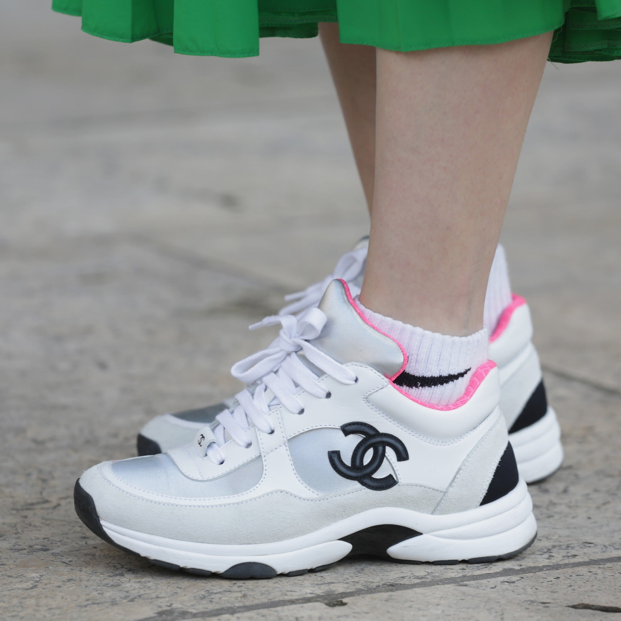 picture 7 Sneaker Trends You'll See This Fall