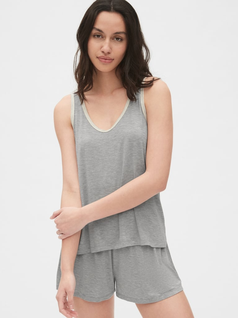 Gap Tank Top in Modal