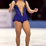 Harding during the 1994 US Figure Skating Championships.