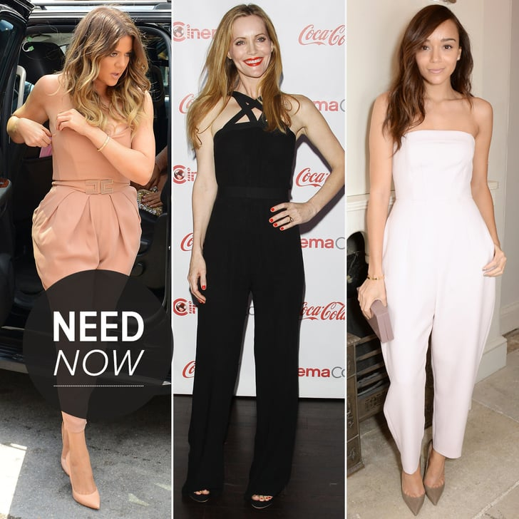 Jumpsuits For Women Popsugar Fashion