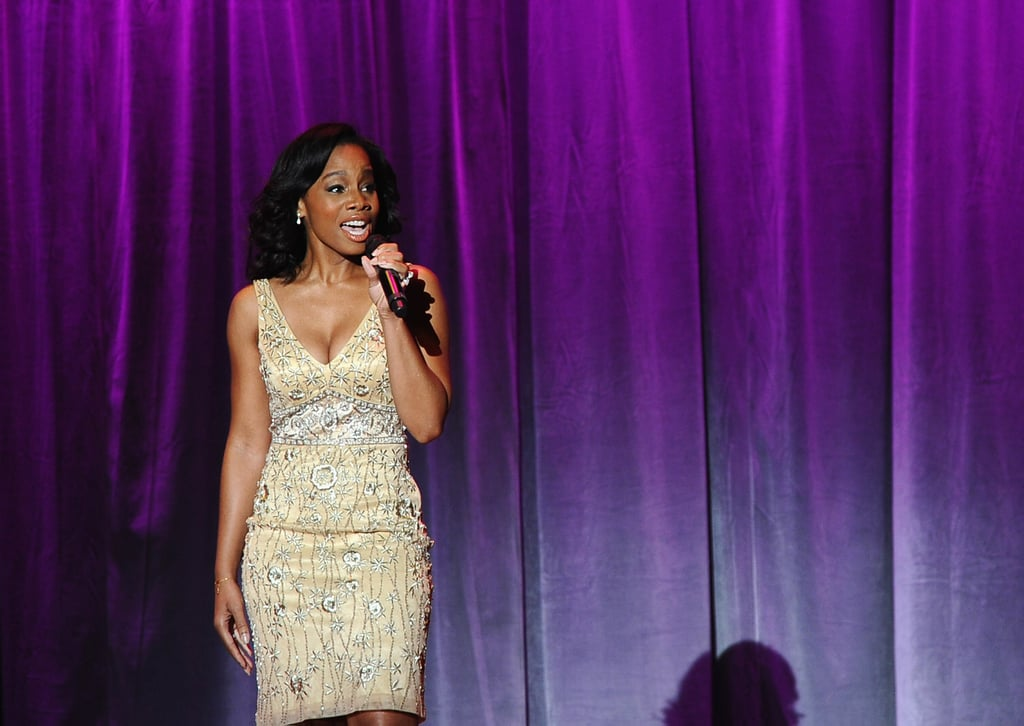 Listen to Anika Noni Rose's Best Singing Videos