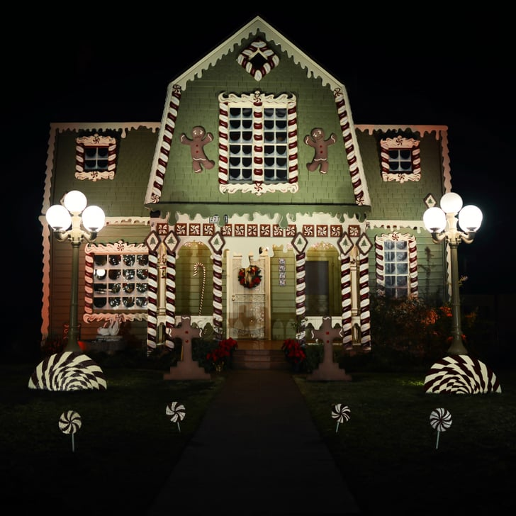 Real Life Gingerbread House Popsugar Home Photo 5