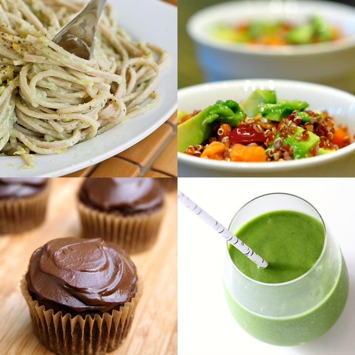 10 Deliciously Creamy Vegan Avocado Recipes
