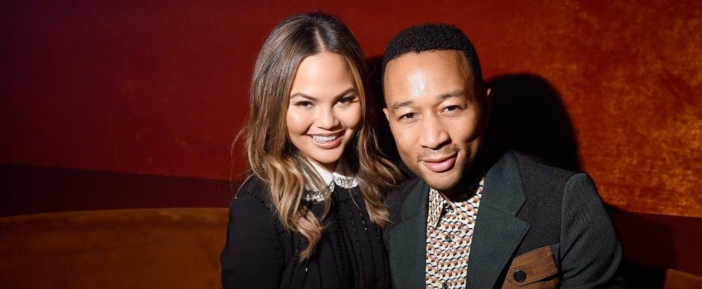 John Legend and Chrissy Teigen Order McDonald's For Dinner