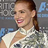Jessica Chastain at the Critics' Choice Awards 2015