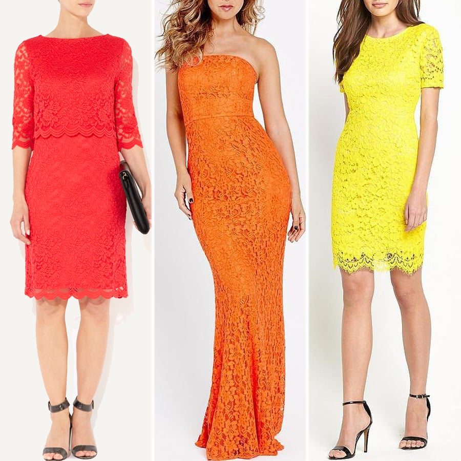 Best lace dresses in every colour for 2014 popsugar fashion uk best lace dresses in every colour for 2014 ombrellifo Choice Image