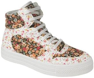 Floral Trainers for Spring 2010 Where to Buy