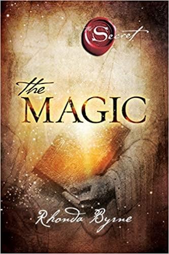 The Magic by Rhonda Bryne