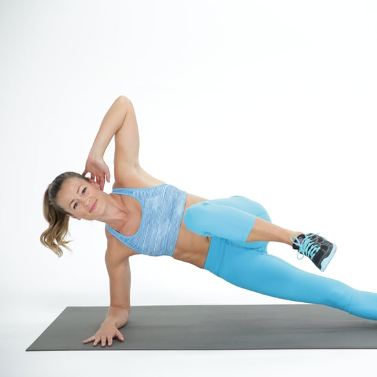 How to Do a Side Plank March