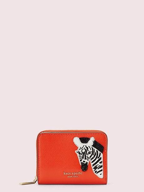 Kate Spade NY Safari Compact Wallet