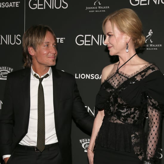 Nicole Kidman and Keith Urban at Genius Premiere June 2016
