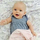 """In August 2015, he shared the cutest picture of his little girl, writing, """"Happy Monday! And happy 6 months my beautiful baby girl."""""""