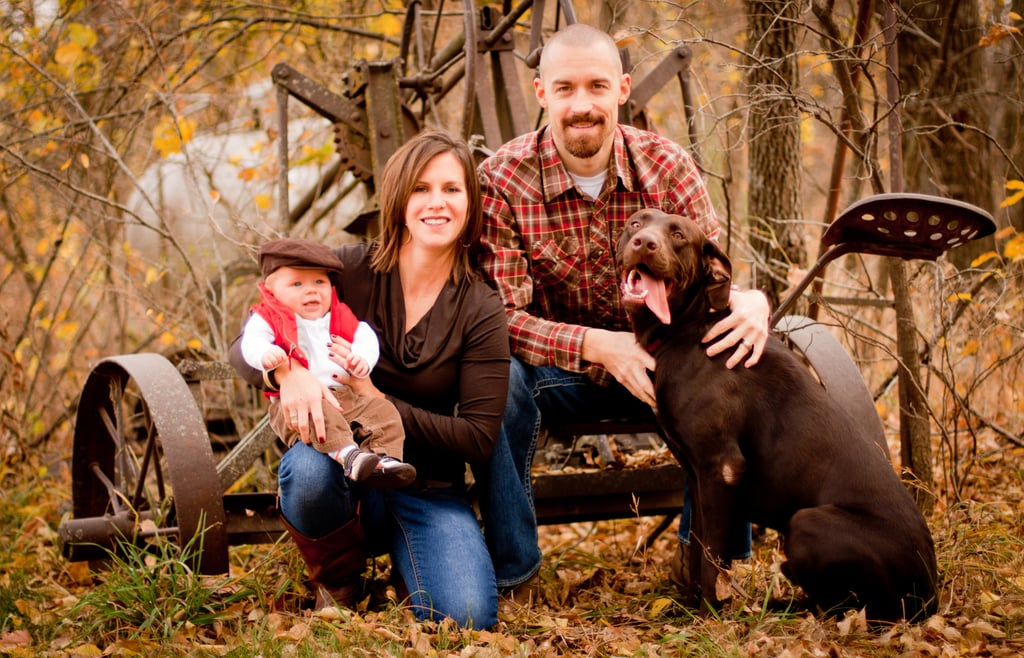 Consider Some Props Fall Family Portrait Ideas Popsugar Family
