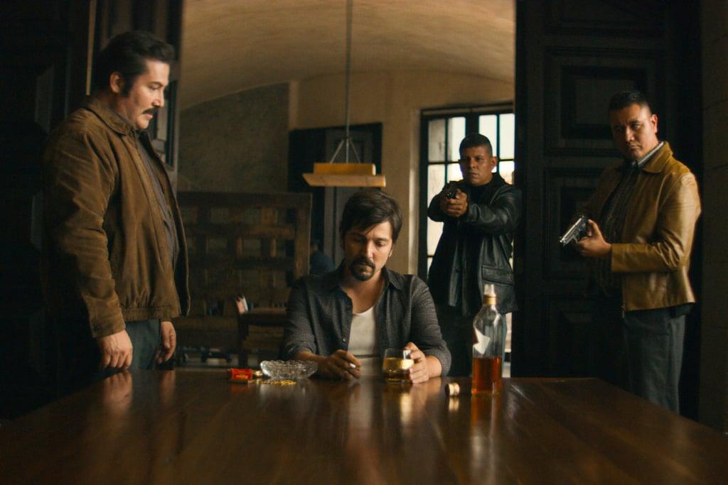 Narcos: Mexico Season 3 Cast