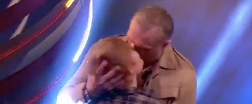 Ed Sheeran's Intense Makeout Session With Comedian Greg Davies Will Make You Blush