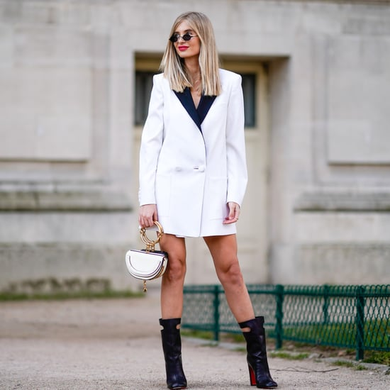 The Blazer Dress Is the Attention-Grabbing Piece You've Been Missing