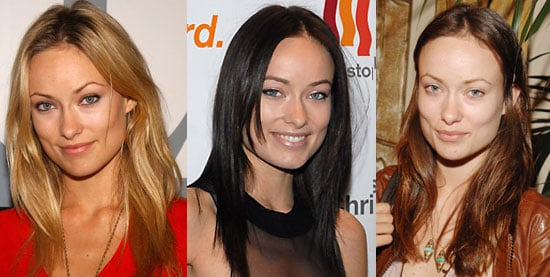 Which Hair Color Do You Like Best on Olivia Wilde?