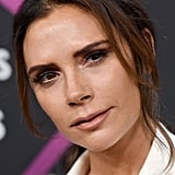 Victoria Beckham Haircut in the Car People's Choice Awards