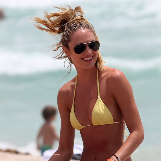 Candice Swanepoel Bikini Pictures in Miami