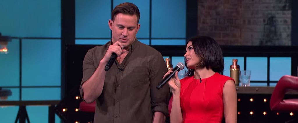 Channing Tatum Lip Sync Battle Preview 2015