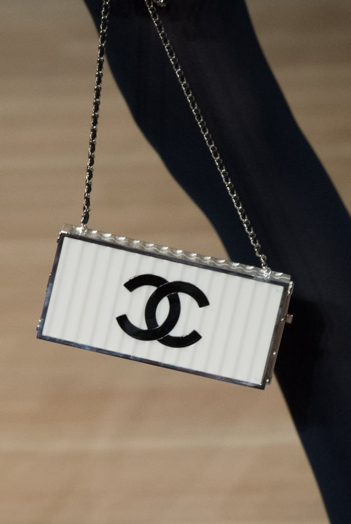 Signature Chanel Box Bags Popped Up on the Runway